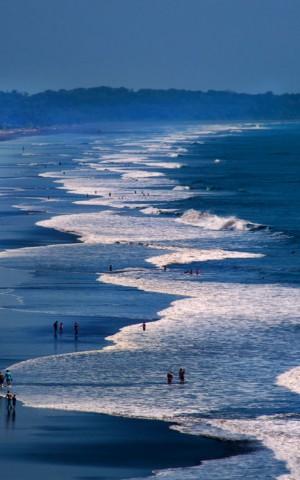 Costa Rica - napoprvé